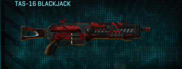Tr alpha squad shotgun tas-16 blackjack
