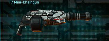 Forest greyscale heavy gun t7 mini-chaingun