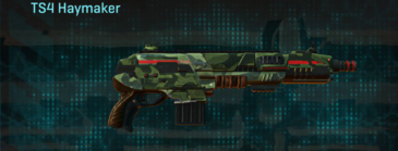 Amerish forest shotgun ts4 haymaker