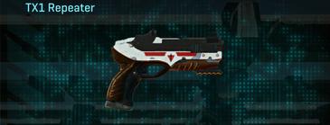 Esamir ice pistol tx1 repeater