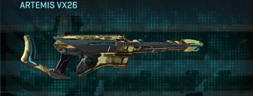 Palm scout rifle artemis vx26