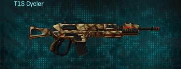 Giraffe assault rifle t1s cycler
