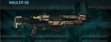 Indar scrub shotgun mauler s6