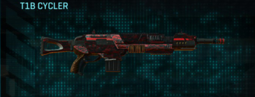 Tr digital assault rifle t1b cycler