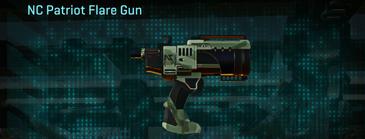 Amerish brush pistol nc patriot flare gun