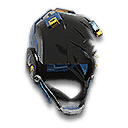 Damaged Scout Helmet PS
