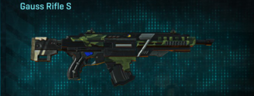 Amerish forest assault rifle gauss rifle s