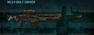 Indar highlands v2 sniper rifle nc14 bolt driver