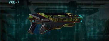Jungle forest carbine vx6-7