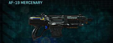 Indar dry brush carbine af-19 mercenary