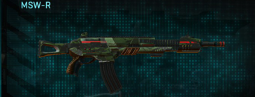 Amerish leaf lmg msw-r
