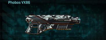 Forest greyscale shotgun phobos vx86
