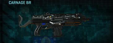 Indar dry brush assault rifle carnage br