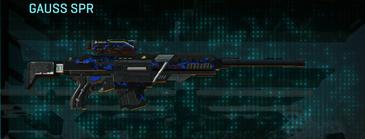 Nc loyal soldier sniper rifle gauss spr