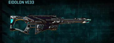Indar dry brush battle rifle eidolon ve33