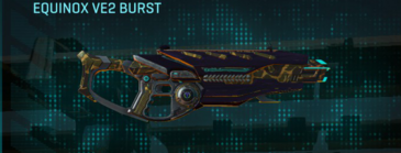 Indar highlands v1 assault rifle equinox ve2 burst