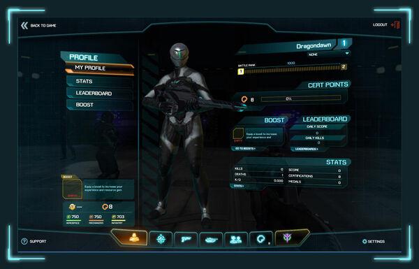 PS2 Profile Summary