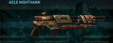 Indar plateau shotgun as16 nighthawk