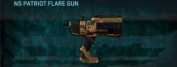 Indar rock pistol ns patriot flare gun