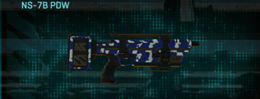 Nc patriot smg ns-7b pdw