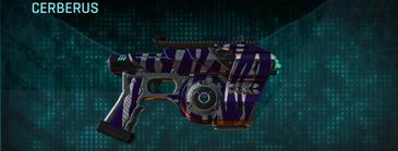Vs zebra pistol cerberus
