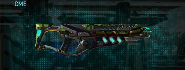 Jungle forest assault rifle cme