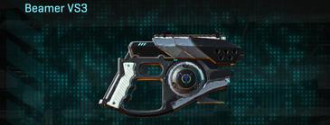 Esamir ice pistol beamer vs3