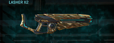 Indar dunes heavy gun lasher x2