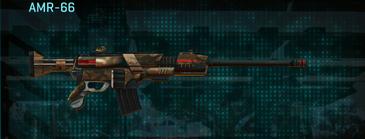 Indar rock battle rifle amr-66