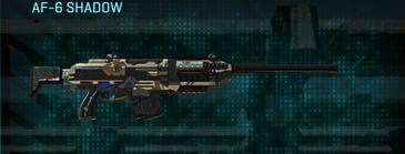 Indar scrub scout rifle af-6 shadow
