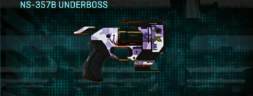 Vs urban forest pistol ns-357b underboss