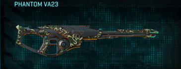 Scrub forest sniper rifle phantom va23
