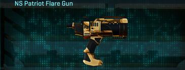 Giraffe pistol ns patriot flare gun