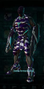 Vs zebra max