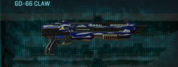 Nc zebra shotgun gd-66 claw