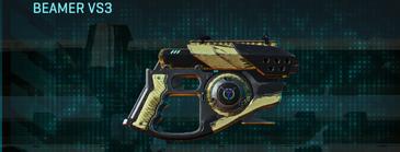 Palm pistol beamer vs3