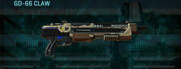 Indar scrub shotgun gd-66 claw