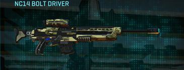 Palm sniper rifle nc14 bolt driver