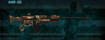 Indar plateau battle rifle amr-66