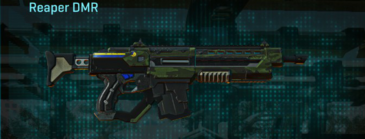 Amerish leaf assault rifle reaper dmr