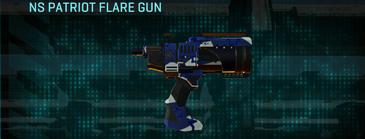 Nc patriot pistol ns patriot flare gun