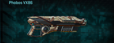 Desert scrub v2 shotgun phobos vx86
