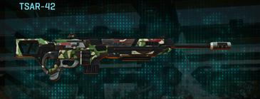 African forest sniper rifle tsar-42