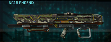 Woodland rocket launcher nc15 phoenix