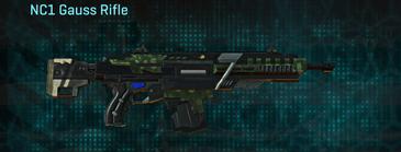 Amerish grassland assault rifle nc1 gauss rifle