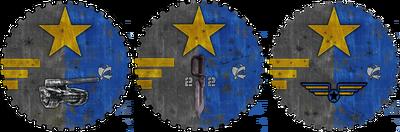 Marauders Wiki Logos