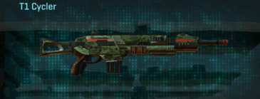 Amerish forest v2 assault rifle t1 cycler