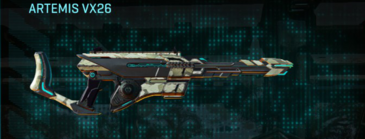 Indar dry ocean scout rifle artemis vx26