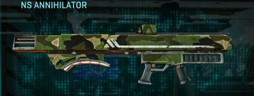 Jungle forest rocket launcher ns annihilator