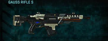 Indar dry ocean assault rifle gauss rifle s